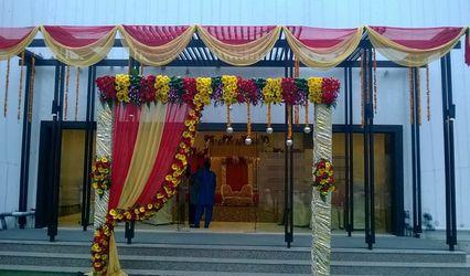 New B.K Tent & Light House