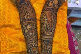 Keshav Mehandi Art