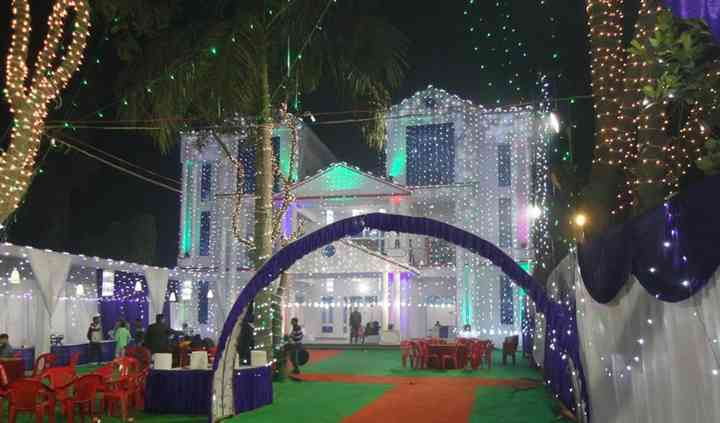 Masaya Marriage Hall, Lucknow