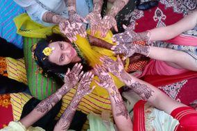 Neha Mehndi Art
