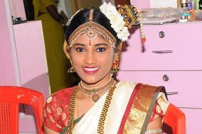 Bridal Makeup School of Chennai