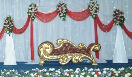 Royal Wedding Gate