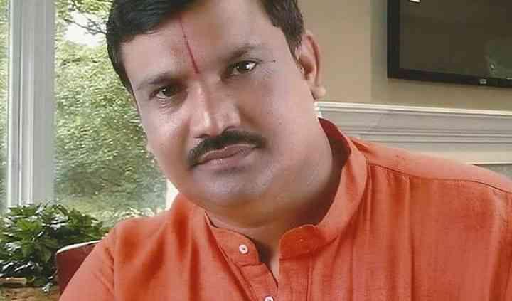 Pandit Vijay Kumar Upadhyay