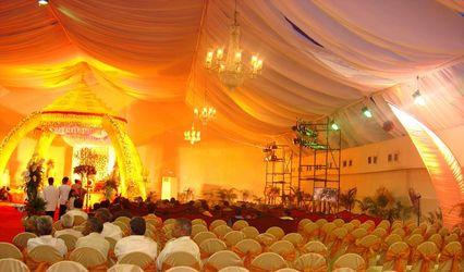Jai Malhar Dhwani, Mandap Decorators