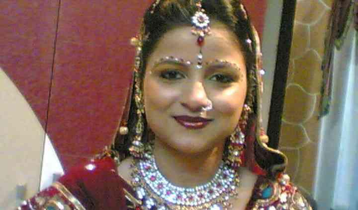 Bridal Makeup by Kirti