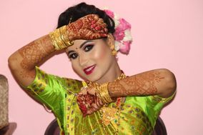 Mehndi and Makeup By Peenaz Mansur