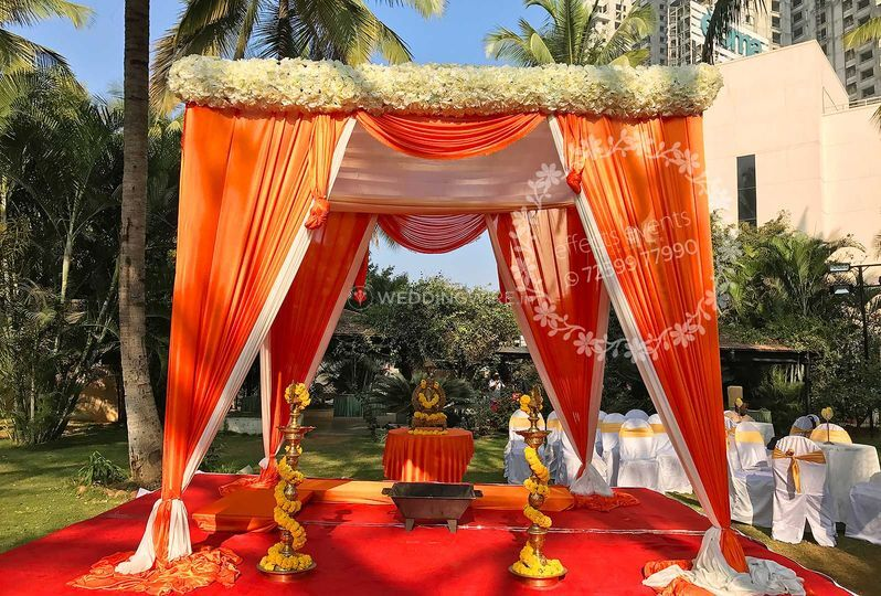 Wedding Mandap Decoration From Effects Events Photo 5
