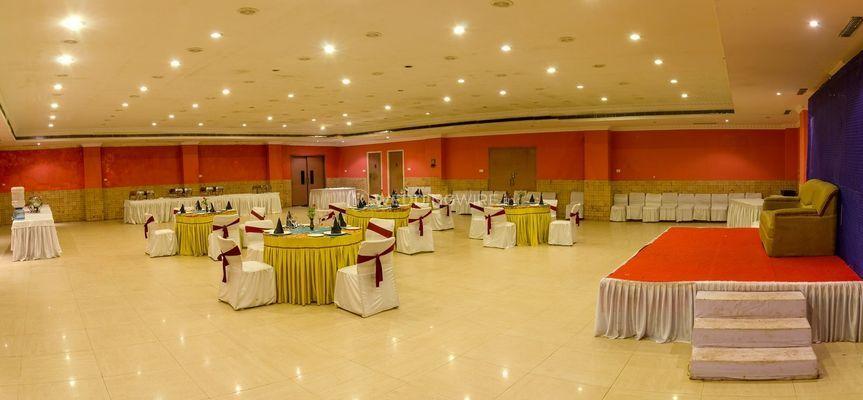 Banquet hall darbar