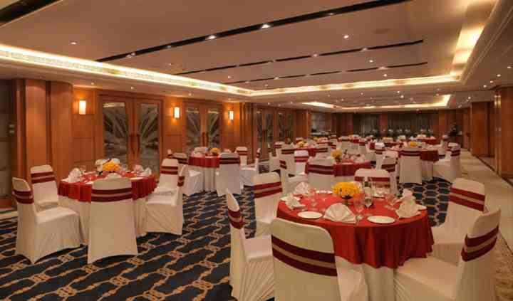 Goldfinch Hotel, Bangalore