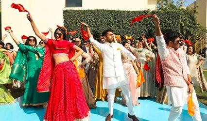 Anusha Wedding Choreography