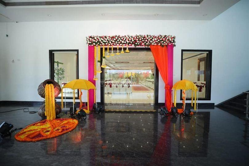 Main Hall Entrance