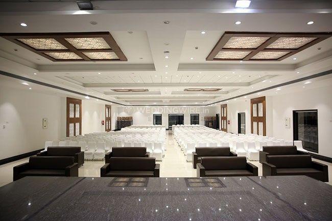Stage & seating Setup
