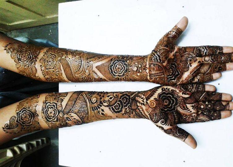 Sheetal Mehendi Art