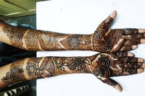 Sheetal Mehendi Art