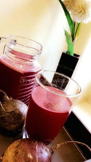 Healthy Beet Juice