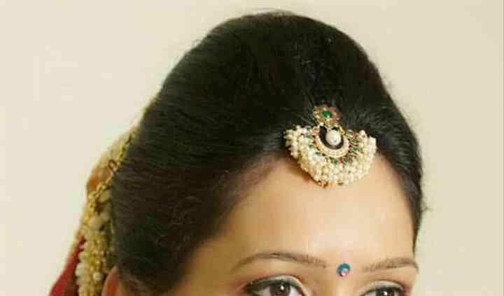 Sonal's Bridal Makeover
