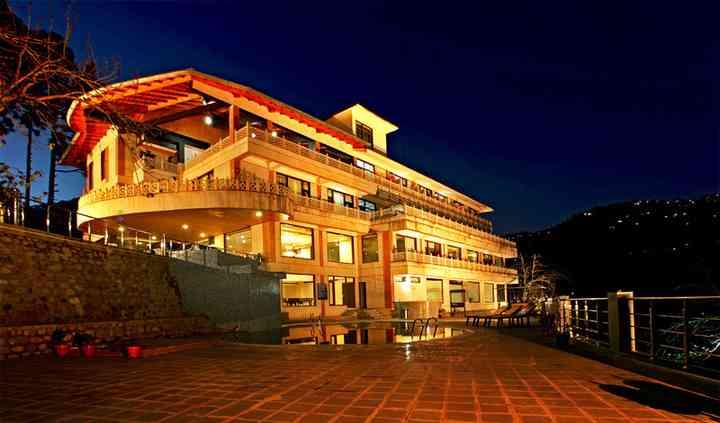 Aamod at Bhimtal