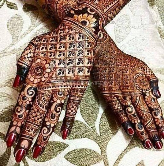 Balaji Mehndi Art