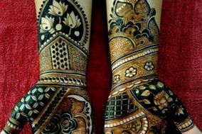 Raju Bridal Mehndi Artist, Lucknow