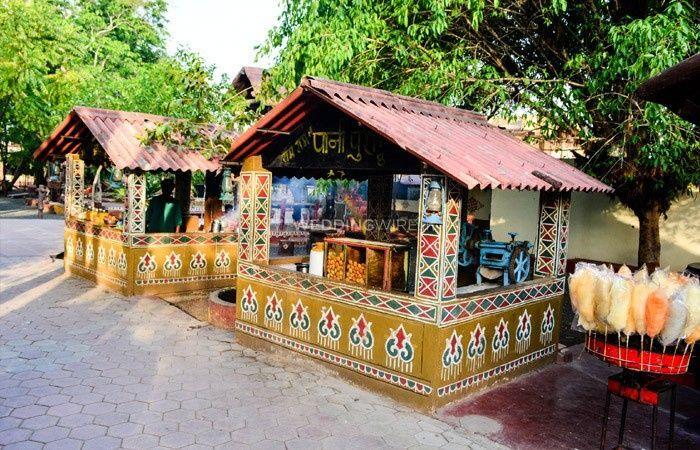 Chokhi Dhani Resort - Indore