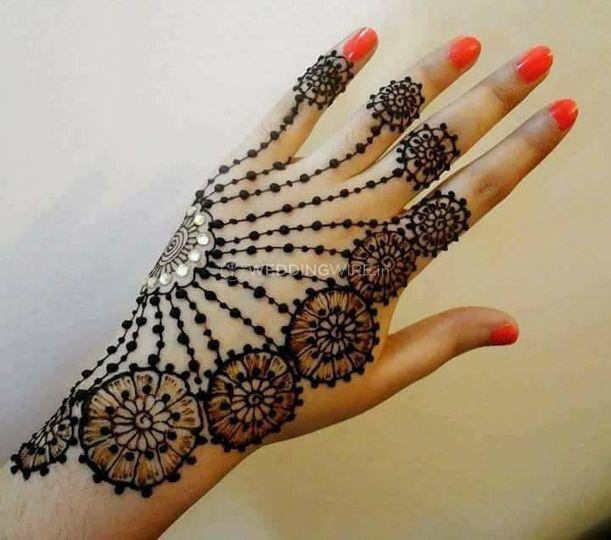 Priya Mehndi Art