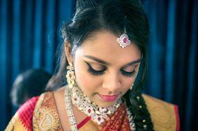 Kohls & Blushes Makeup by Shiela Arvind