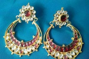 Kundan Jewellery by Narender Vaid
