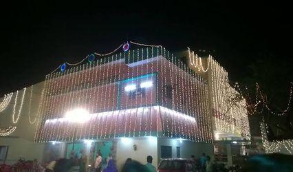 Radha Krishna Marriage Hall