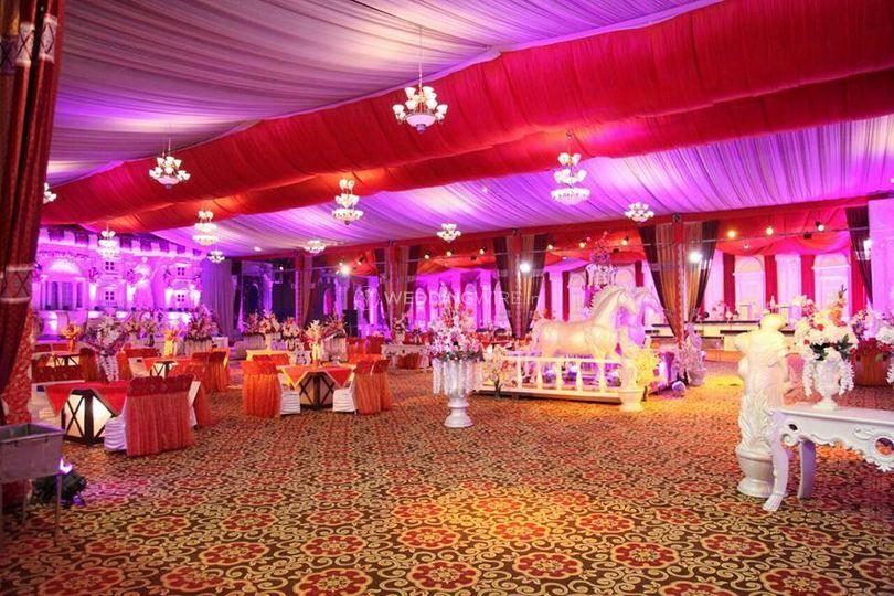 Ashirwad Banquets, Panchkula