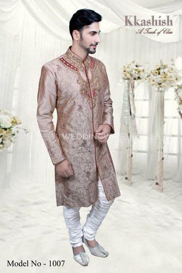 Wedding kurta