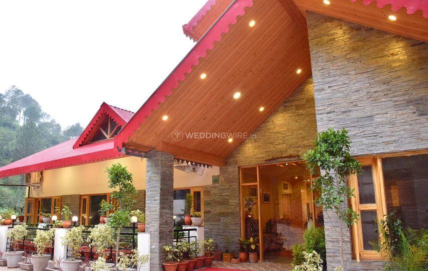 Hotel Dagshai Manor
