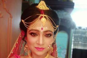 Gorgeous Makeover By Rumela Lahiri