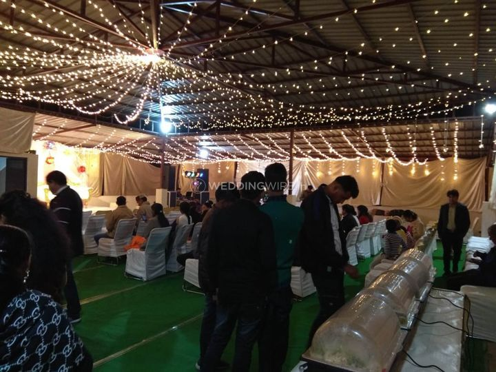Party Hall Decoration