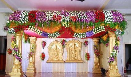 Om Sri Sai Flower Decorations