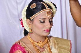Makeup by Shruthi Prashanth