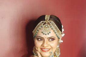 Sheetal Arts - Makeup Artist & Jewellery On Rent
