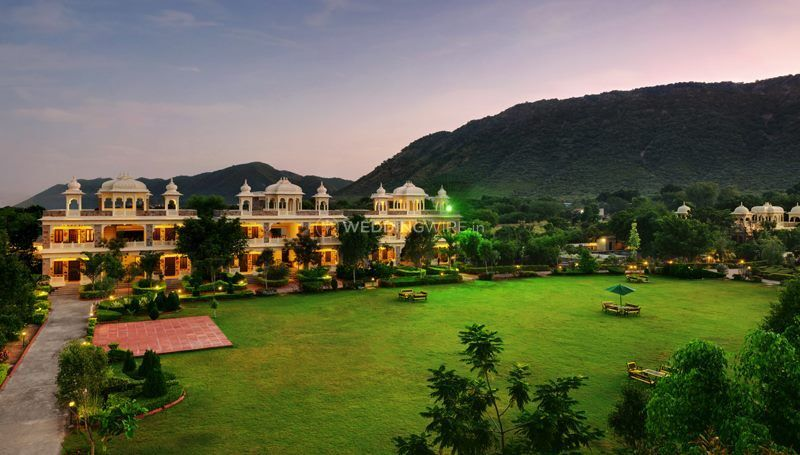 The Udaibagh Palace Resort, Udaipur