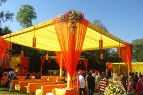 Mangalam Marigold - The Party Lawn