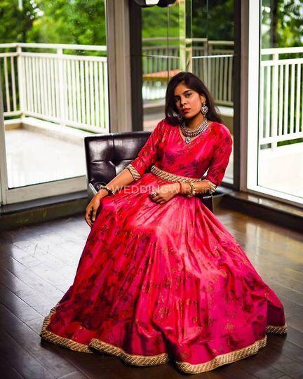 Designer Anarkali