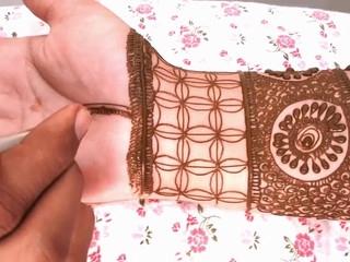 Bridal Mehndi Design by Mehndicreation