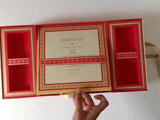 Trifold box set
