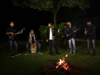 Tere Sang Yaara Cover by Aawaaz The Band