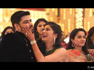 Deepak Srishti wedding teaser