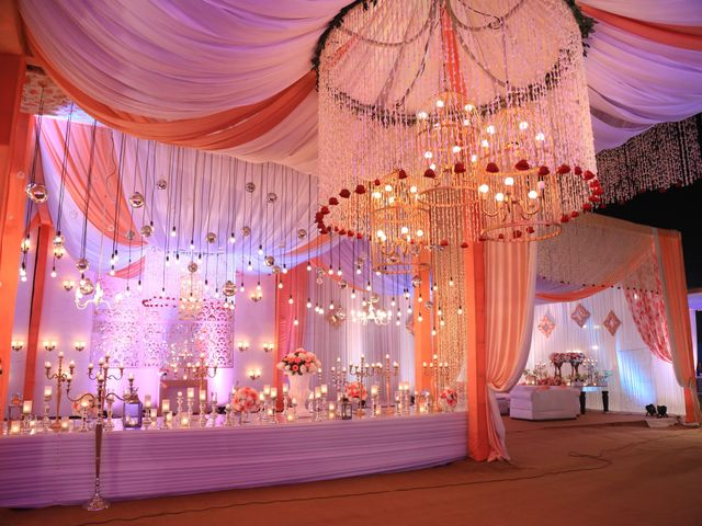 How to Select Your Wedding Lighting to Make the Decor Look Spectacular