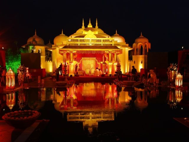 5 Favourite Destination Wedding Locations India