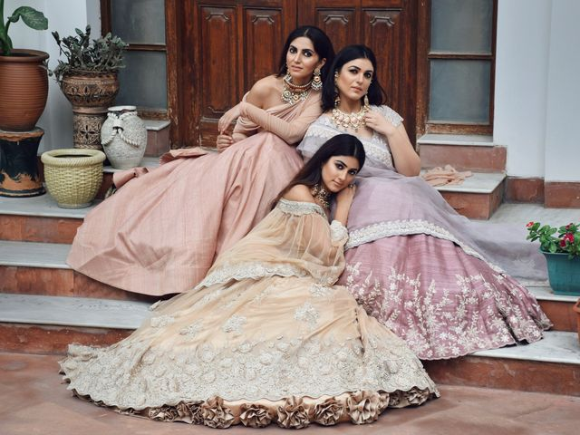 9 Gown Style Saree Draping Patterns That Complete the Trousseau For Brides Of Today