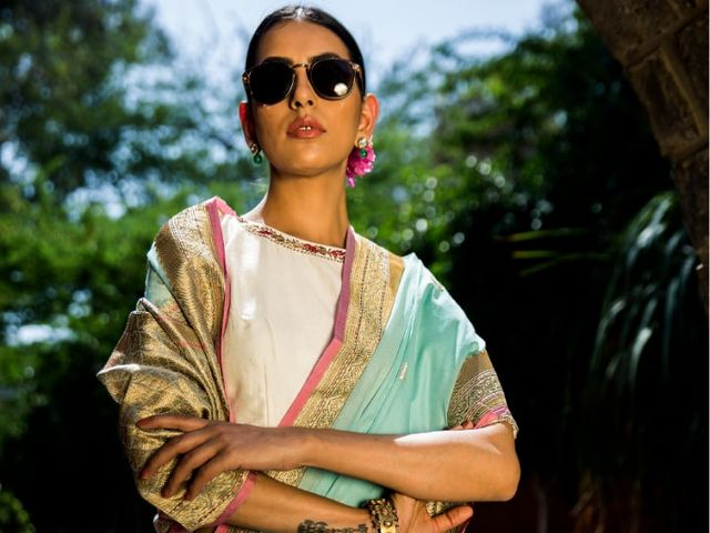 Brides, Buy These 9 Terrific Traditional Sarees for Wedding Functions Now