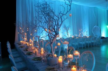 10 Blue Colour Combination Photos That Put the Wow in Weddings and Magic in Magical