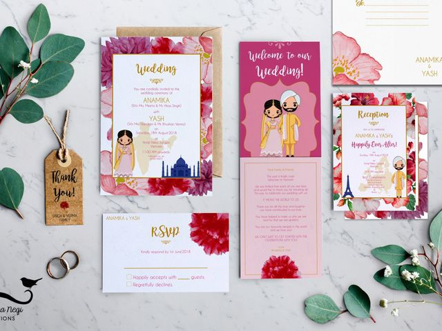 How to Create Beautiful Sikh Wedding Cards That Reflect Your Relationship