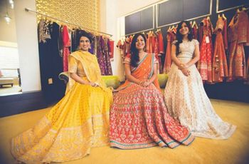 Must-Visit Lehenga Shops in Kolkata Every Bride-To-Be Should Know